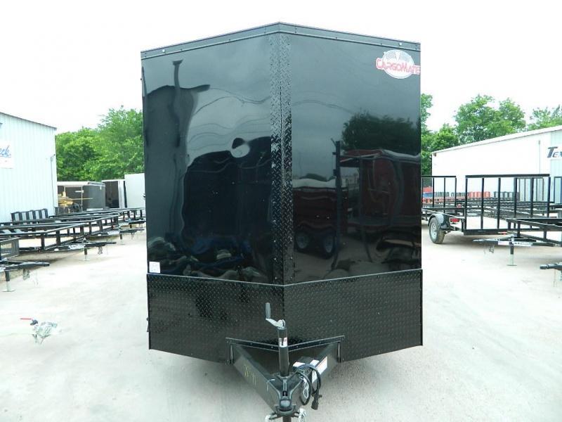 2018 Cargo Mate 7x16 E-Series Enclosed Cargo Trailer