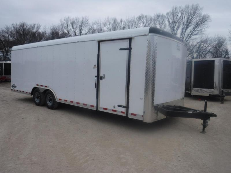 2019 Cargo Craft 8.5x24 Dragster Enclosed Cargo Trailer