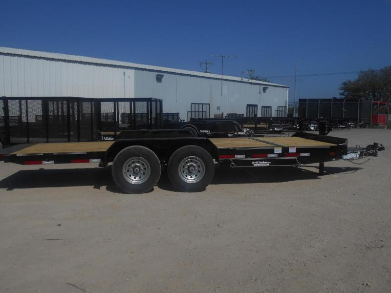2018 Diamond C Trailers 82 x 20 45HDT Equipment Trailer