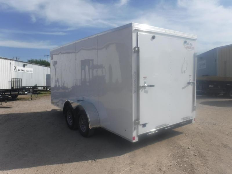 2019 Cargo Mate 7 x 16 LEE TA Enclosed Cargo Trailer