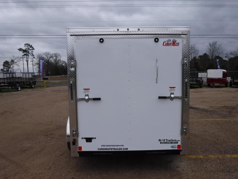 2019 Cargo Mate 6 x 10 E-Series Enclosed Cargo Trailer