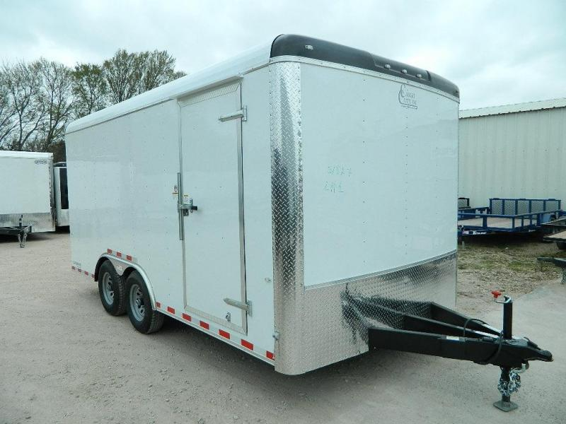 2018 Cargo Craft 8.5 x 16 Expedition Enclosed Cargo Trailer