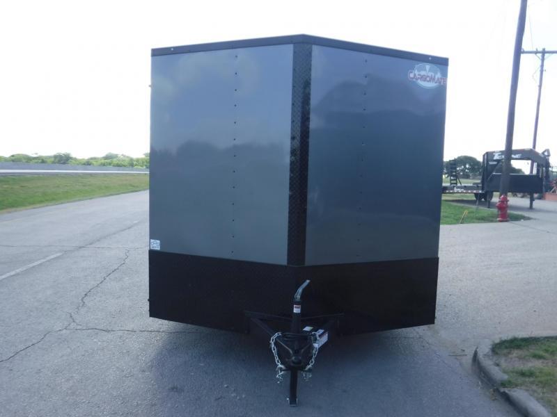 2018 Cargo Mate 8.5 x 20 E-Series Enclosed Cargo Trailer
