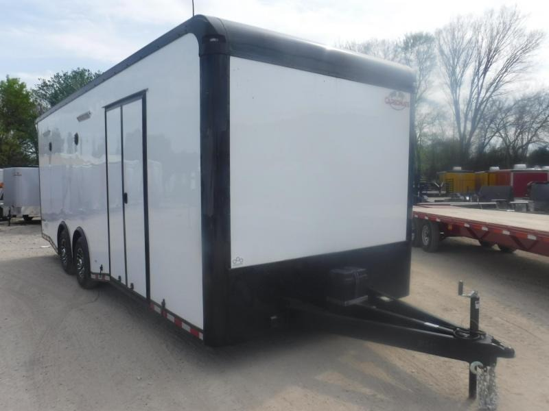 2019 Cargo Mate 8.5 x 24 Eliminator Car / Racing Trailer
