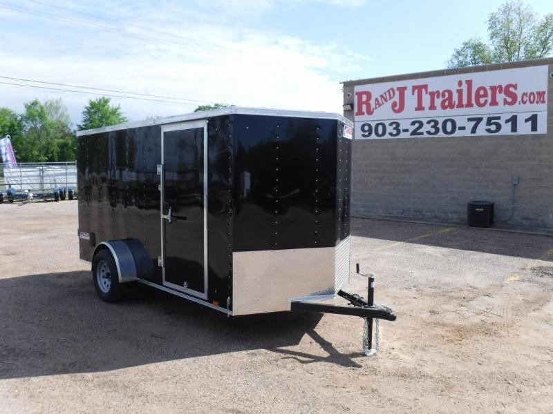 2019 Pace American 6 X 12 SA Enclosed Cargo Trailer