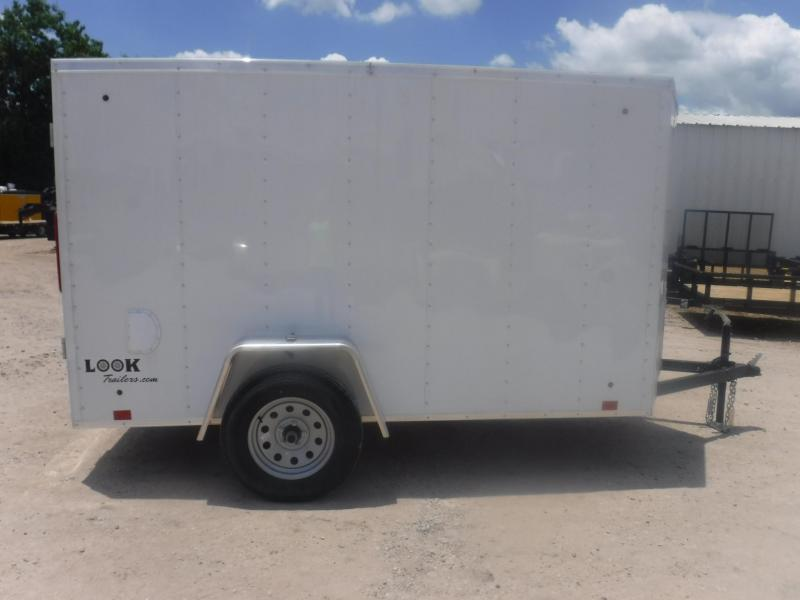 2019 Look Trailers 5 X 10 Element Enclosed Cargo Trailer