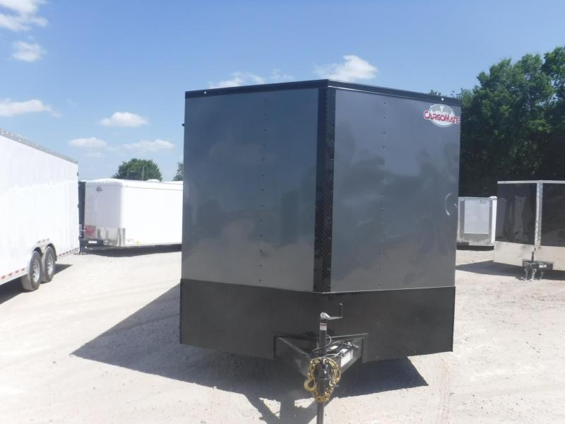 2018 Cargo Mate 8.5 x 28 E-Series Enclosed Cargo Trailer