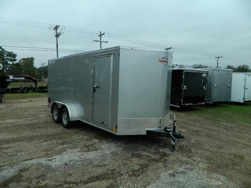 2019 Cargo Mate 7 x 16 E-Series TA Enclosed Cargo Trailer in Ashburn, VA