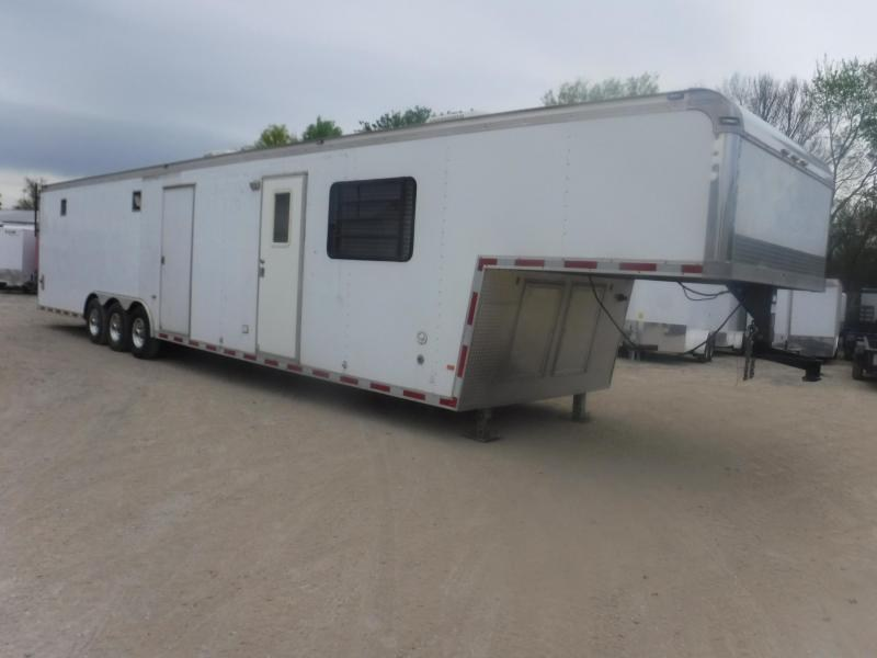 2005 Haulmark 8.5x44 Edge Car / Racing Trailer