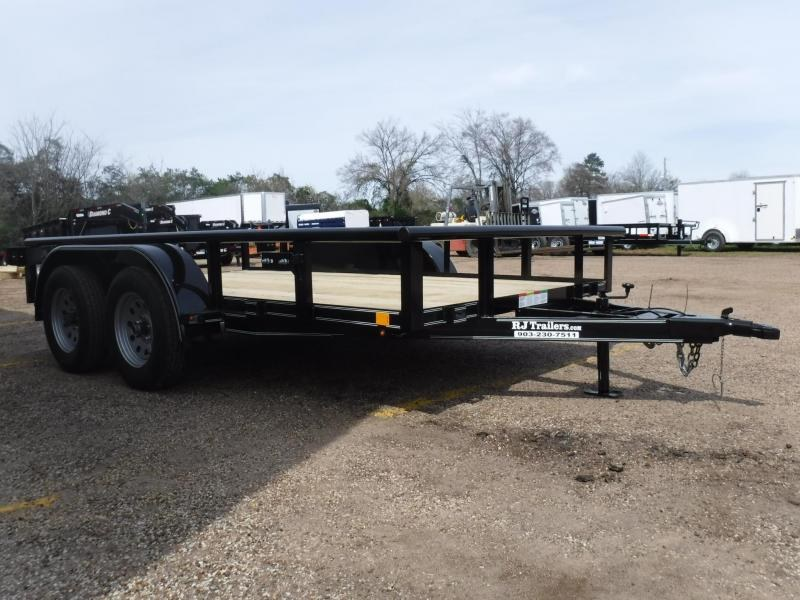 2019 Buck Dandy 77 x 12 Utility Trailer in Ashburn, VA