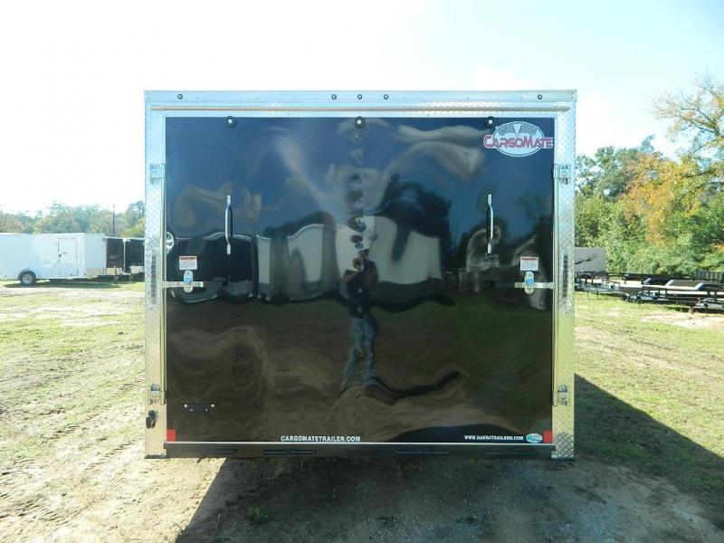 2019 Cargo Mate 8.5 x 20 E-Series Enclosed Cargo Trailer