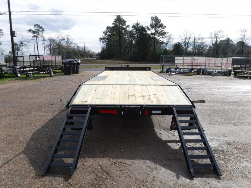 2019 Diamond C Trailers 102 x 24 13DEC Equipment Trailer