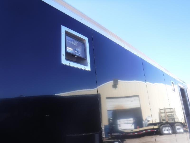 2019 Haulmark 8.5 x 24 Edge Pro Car Racing Trailer