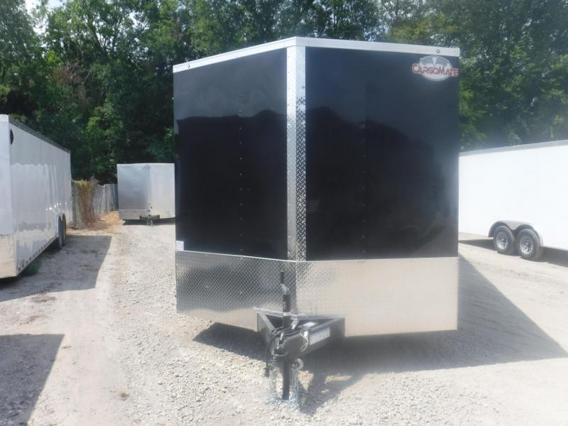 2019 Cargo Mate 8.5 x 24 E-Series Enclosed Cargo Trailer