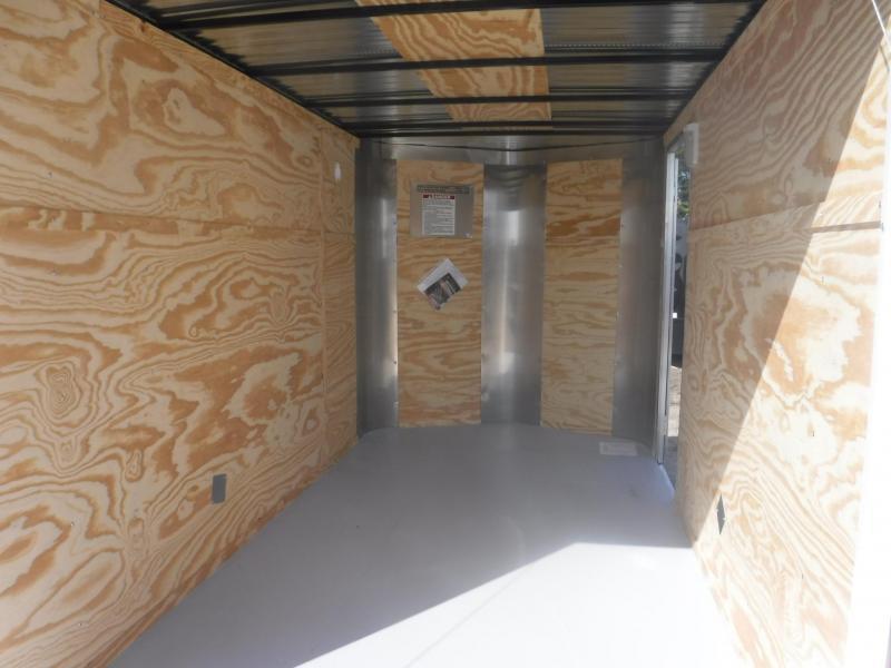 2018 Cargo Craft 6 x 10 Elite-V  Enclosed Cargo Trailer
