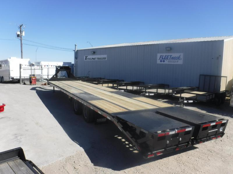 2019 Diamond C Trailers 102 x 40 Fmax 210 Equipment Trailer