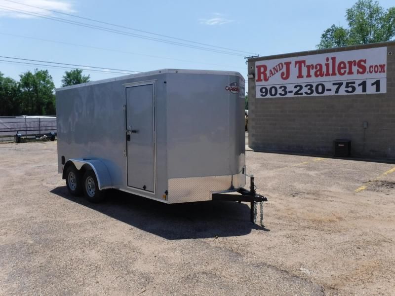 2019 Cargo Mate 7 x 14 TXLE Enclosed Cargo Trailer