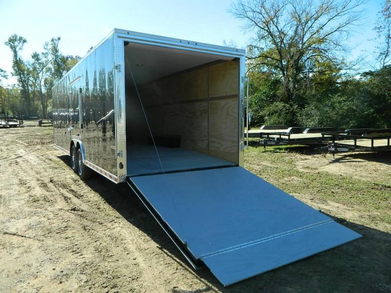 2019 Cargo Mate 8.5 x 28 Enclosed Cargo Trailer