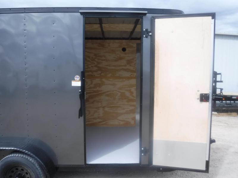2018 Cargo Craft 7 x 14 Elite-V TA Enclosed Cargo Trailer