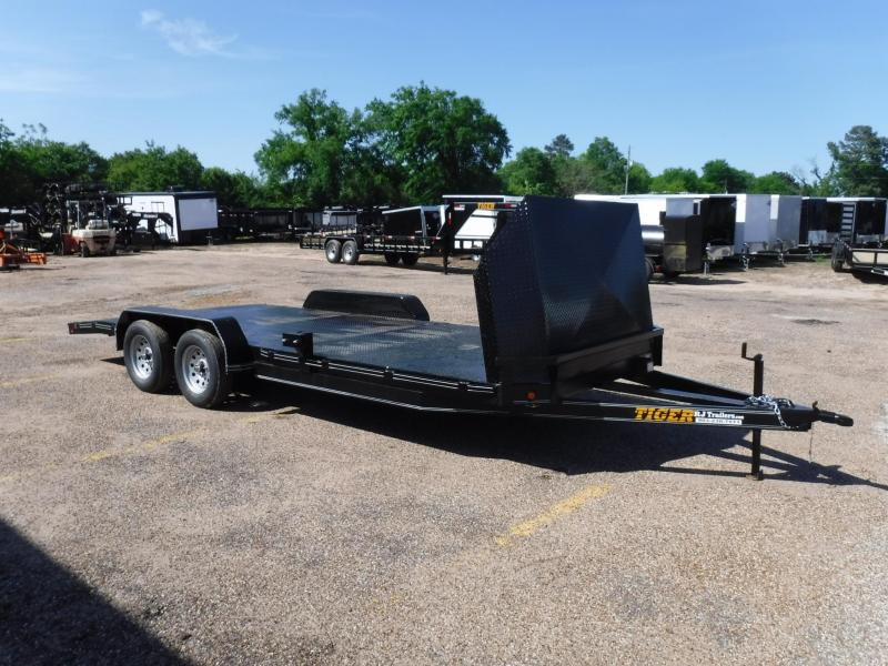 2018 Tiger 83 x 20 Open Car / Racing Trailer