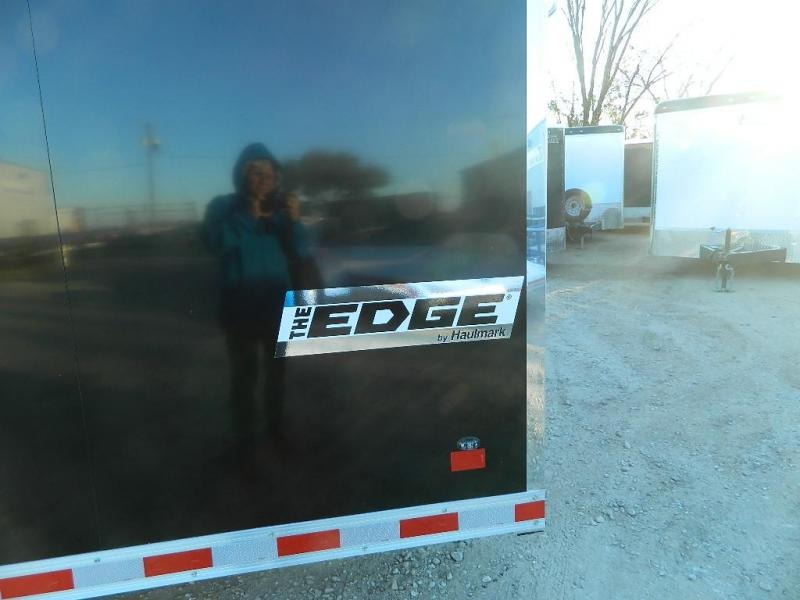 2018 Haulmark 8.5 x 28 Edge Pro Car Racing Trailer