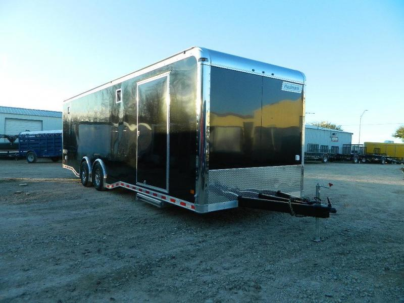 2018 Haulmark 8.5 x 28 Edge Pro Car Racing Trailer