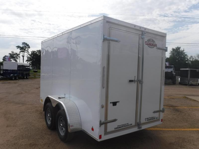 2019 Cargo Mate 6 x 12 LEE  Enclosed Cargo Trailer