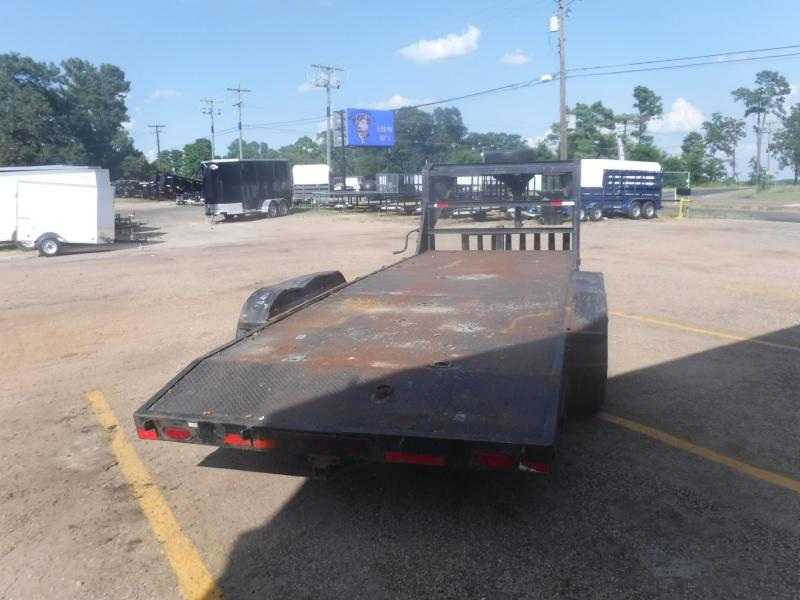 2000 Other 82 x 21 Lowboy Equipment Trailer