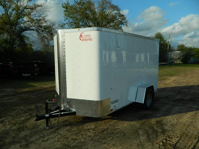 2018 Cargo Craft 6 x 12 Elite-V  Enclosed Cargo Trailer