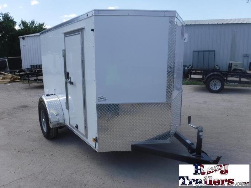 2019 Cargo Mate 5 x 8 E-Series Enclosed Cargo Trailer