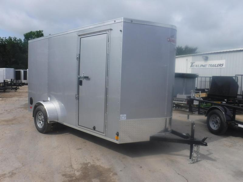 2019 Cargo Mate 6 x 12 LEE Enclosed Cargo Trailer