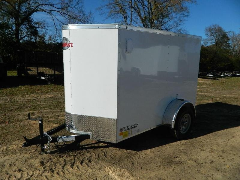 2019 Cargo Mate 5 x 8 E-Series Enclosed Cargo Trailer in Ashburn, VA