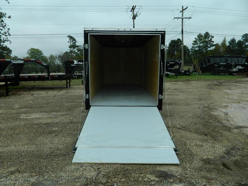 2019 Cargo Mate 7 x 16 E-Series TA Enclosed Cargo Trailer