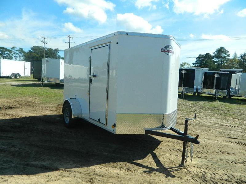 2018 Cargo Mate 6 x 10 TXLV Enclosed Cargo Trailer