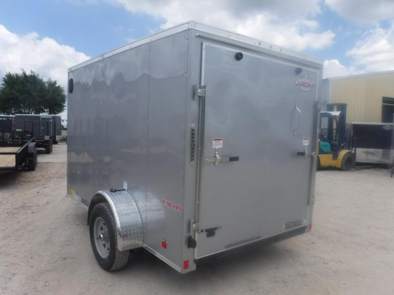2019 Cargo Mate 6 x 10 LEE Enclosed Cargo Trailer