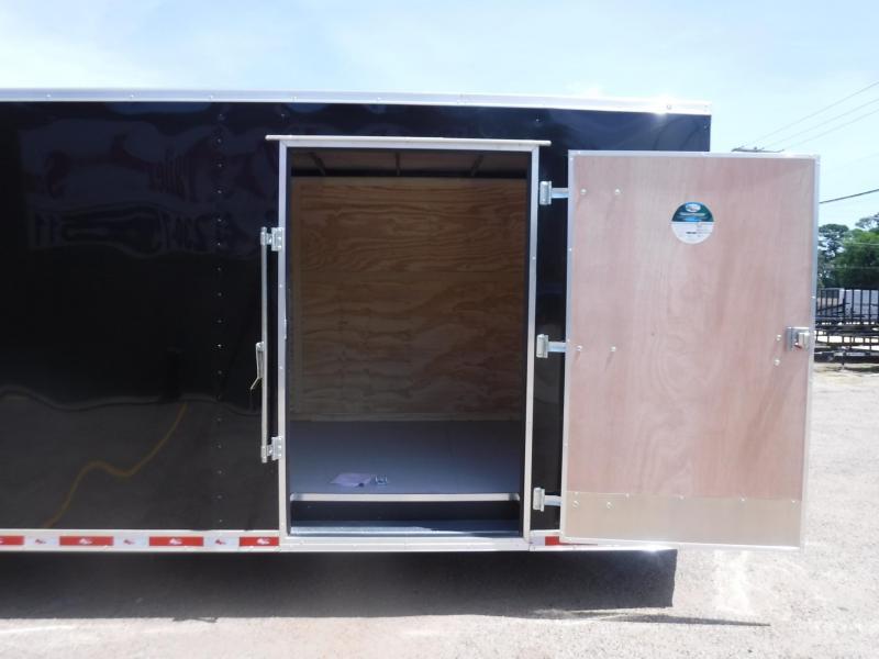 2019 Cargo Mate 8.5 x 28 E-Series Enclosed Cargo Trailer