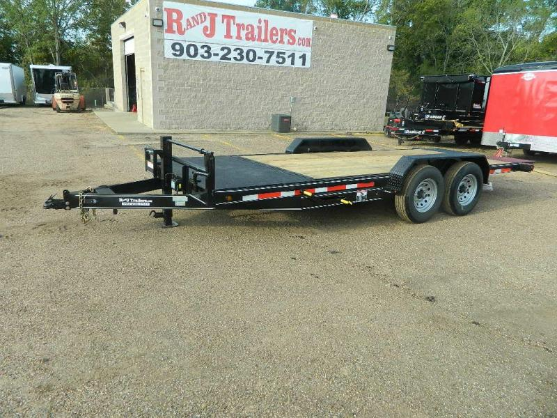 2018 Buck Dandy 82 x 20 Equipment Trailer
