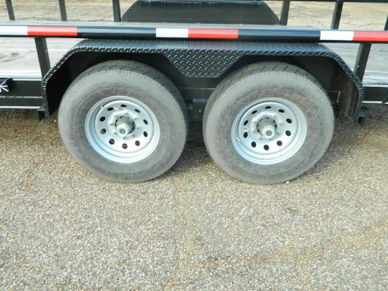 2018 TexLine 83 x 20 Bobcat Pipe Top Gooseneck Equipment Trailer