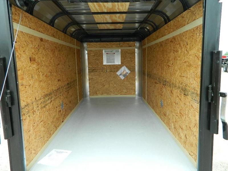 2018 Cargo Craft 5x10 Explorer Enclosed Cargo Trailer