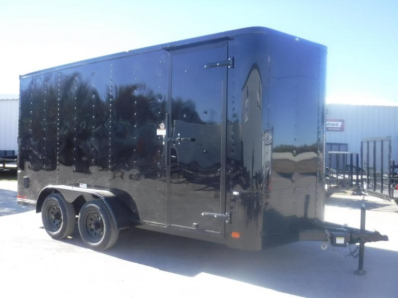 2019 Cargo Craft 7 x 14 Elite-V TA Enclosed Cargo Trailer