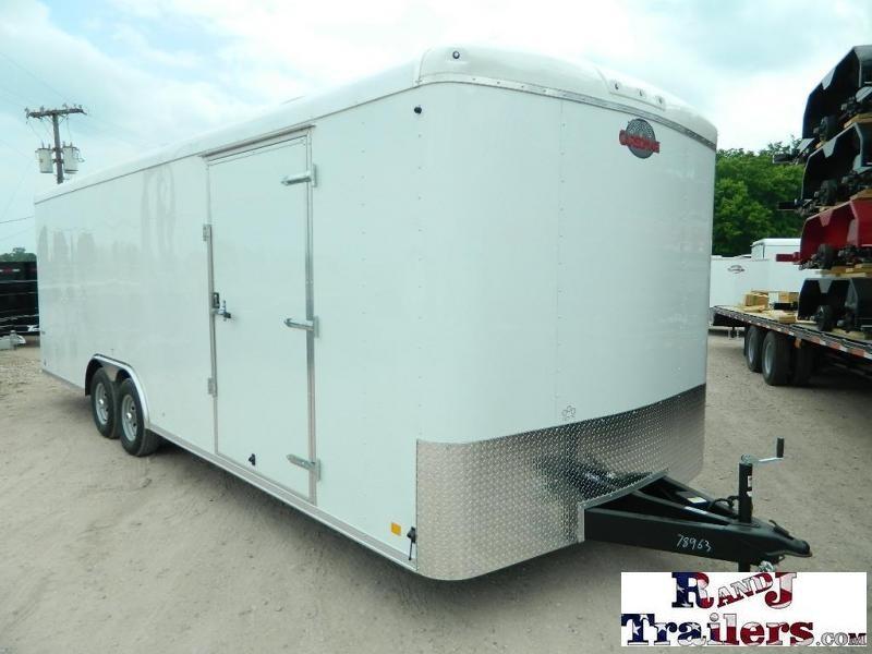 2018 Cargo Mate 8.5x24 Blazer Enclosed Cargo Trailer