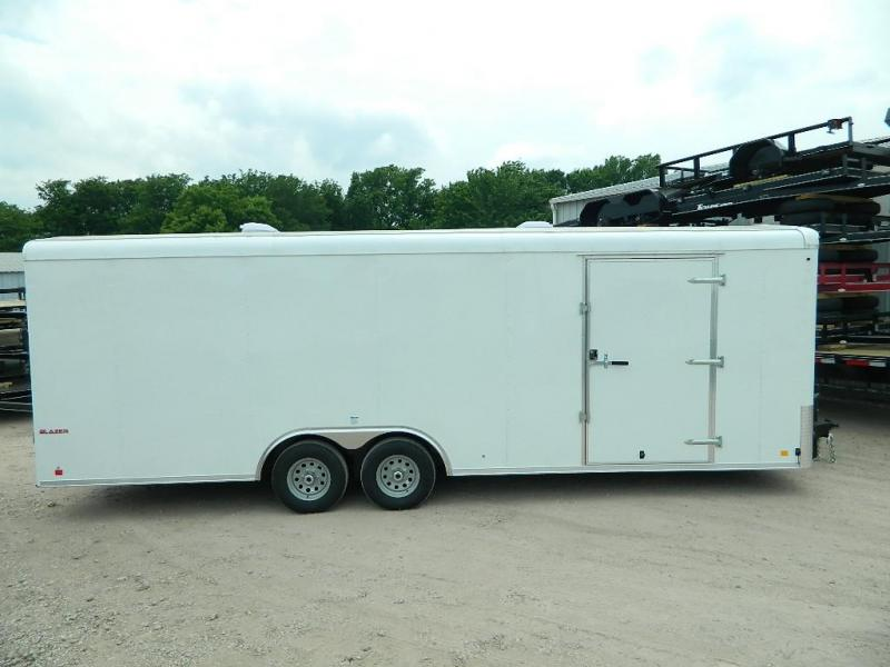 2019 Cargo Mate 8.5x24 Blazer Enclosed Cargo Trailer