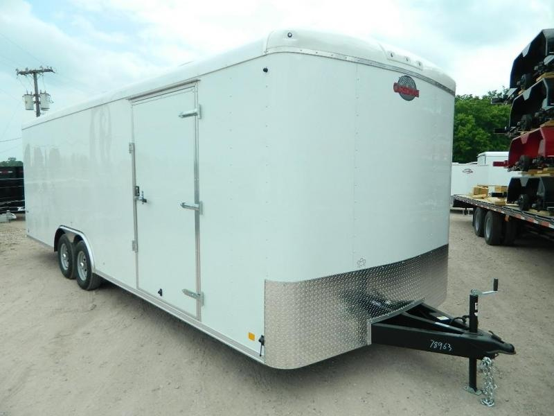 2019 Cargo Mate 8.5x24 Blazer Enclosed Cargo Trailer