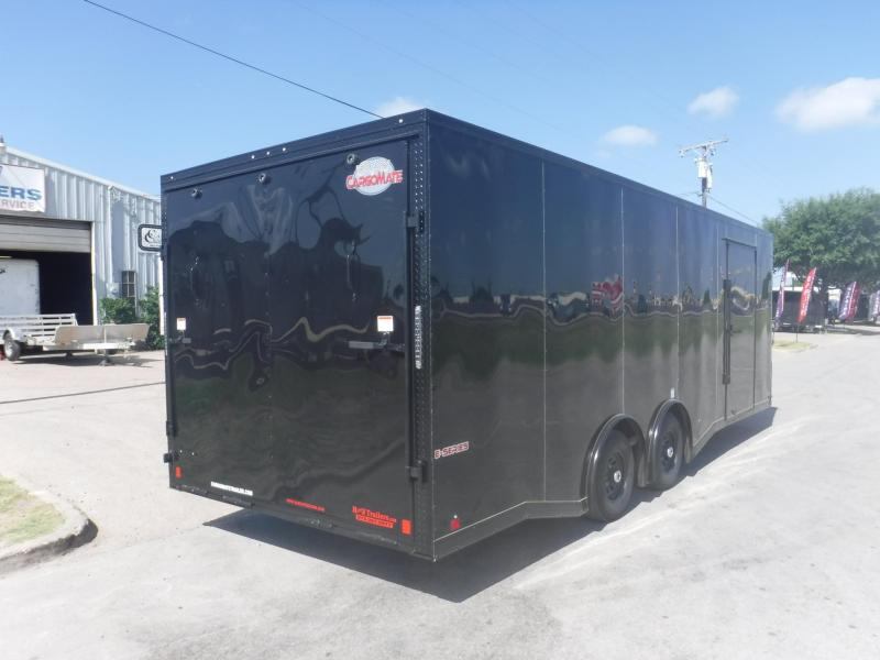 2018 Cargo Mate 8.5 x 24 E-Series Enclosed Cargo Trailer