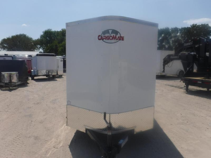 2020 Cargo Mate LEE 5 x 8 Enclosed Cargo Trailer