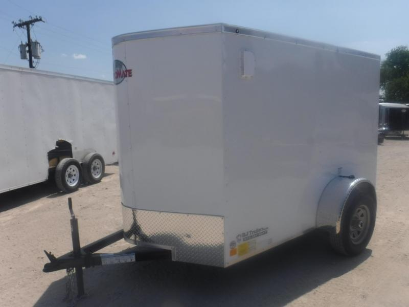 2020 Cargo Mate LEE 5 x 8 Enclosed Cargo Trailer