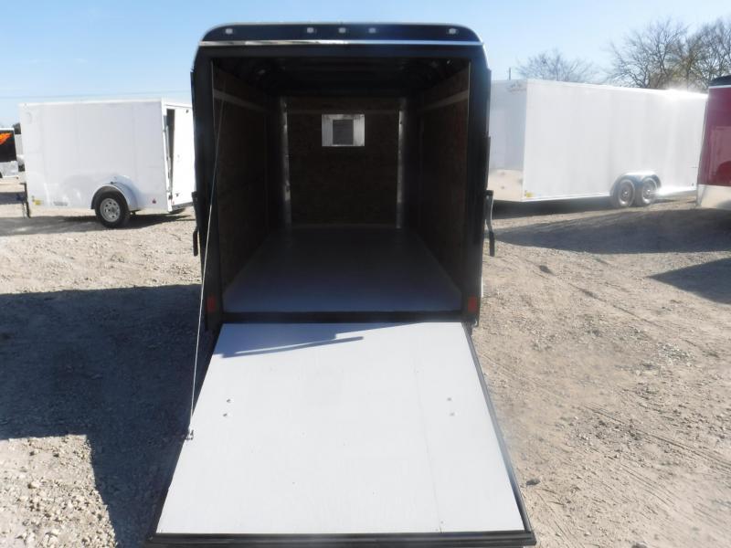 2019 Cargo Craft 5x10 Explorer Enclosed Cargo Trailer