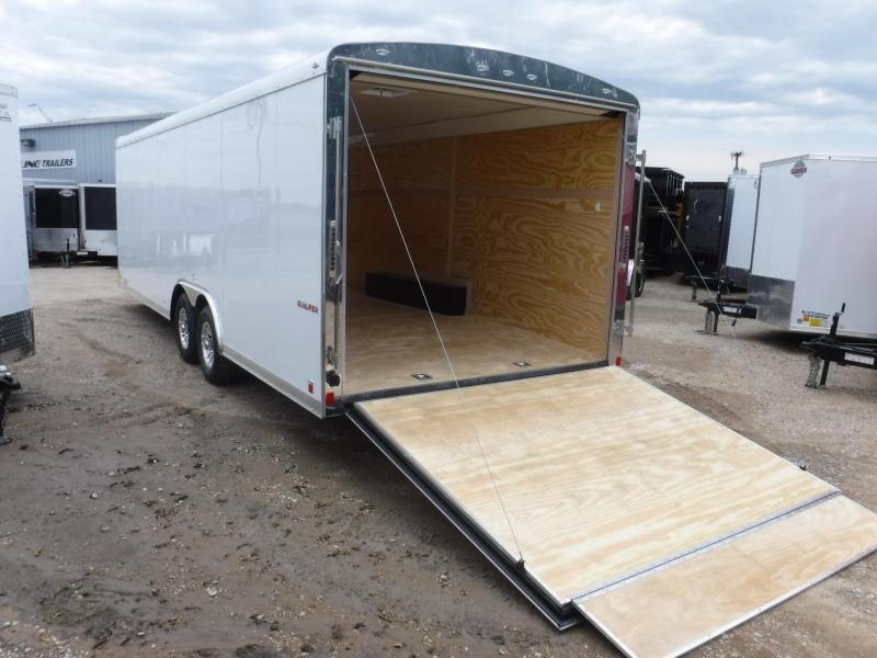 2018 Cargo Mate 8.5 x 24 Qualifier Enclosed Cargo Trailer