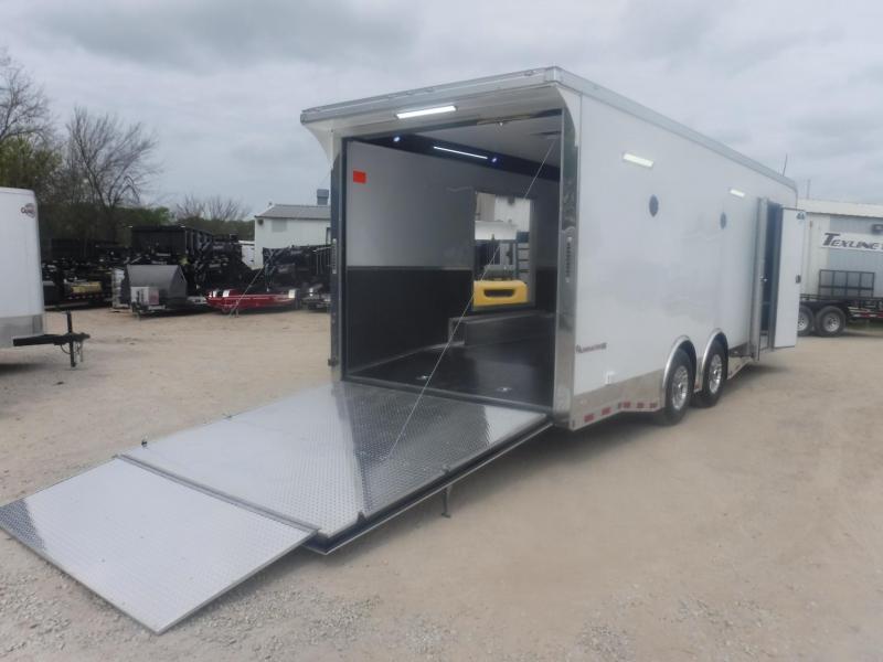 2019 Cargo Mate 8.5 x 24 Eliminator Car / Racing Trailer