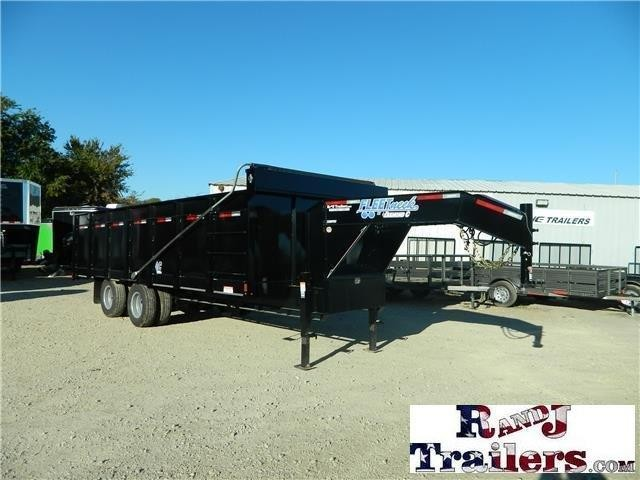 2019 Diamond C Trailers 96 x 20 23WFDT Dump Trailer in Ashburn, VA